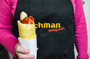 Richman hot dog s klobáskou a s horčicou